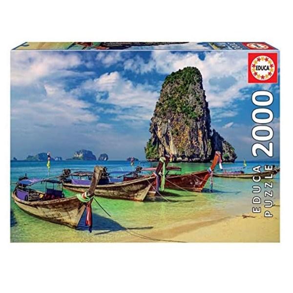 2000 PIEZAS – KRABI, TAILANDIA