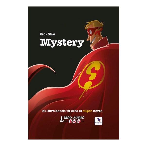 LIBRO JUEGO: MYSTERY