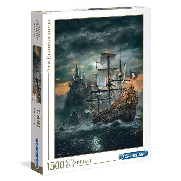 Cuy Games - 1500 PIEZAS - THE PIRATES SHIP -