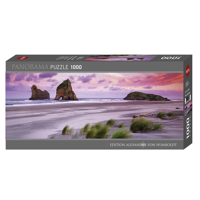 Cuy Games - 1000 PIEZAS - WHARARIKI BEACH -