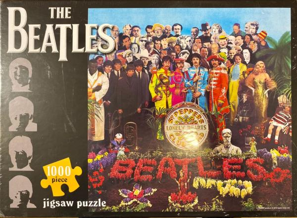 Cuy Games - 1000 PIEZAS - THE BEATLES CLASSIC -
