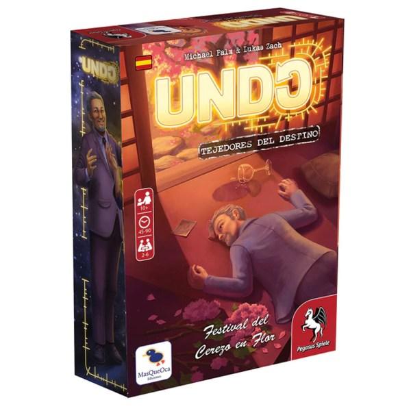 Cuy Games - UNDO: FESTIVAL DEL CEREZO EN FLOR -