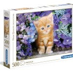 Cuy Games - 500 PIEZAS - GINGER CAT -