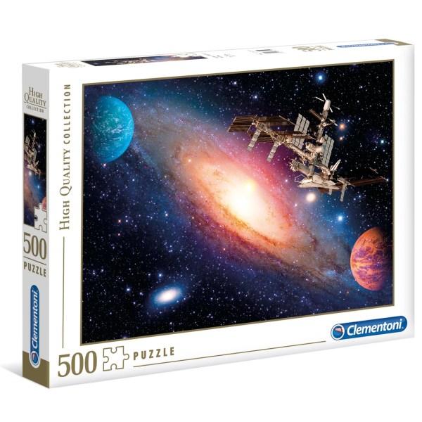 500 PIEZAS – INTERNATIONAL SPACE STATION