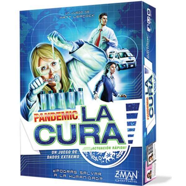 PANDEMIC LA CURA