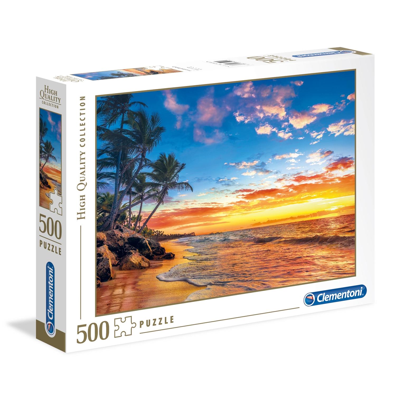 Cuy Games - 500 PIEZAS - PARADISE BEACH -