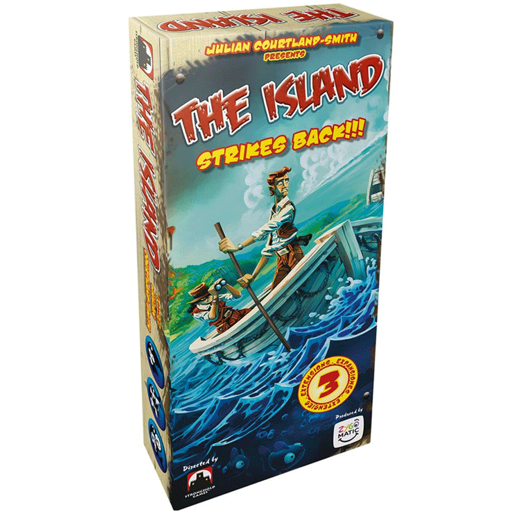 Cuy Games - THE ISLAND STRIKES BACK -