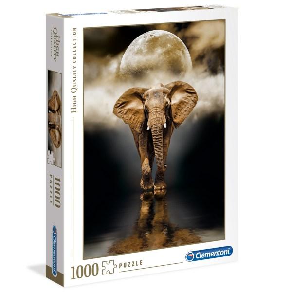 Cuy Games - 1000 PIEZAS - THE ELEPHANT -