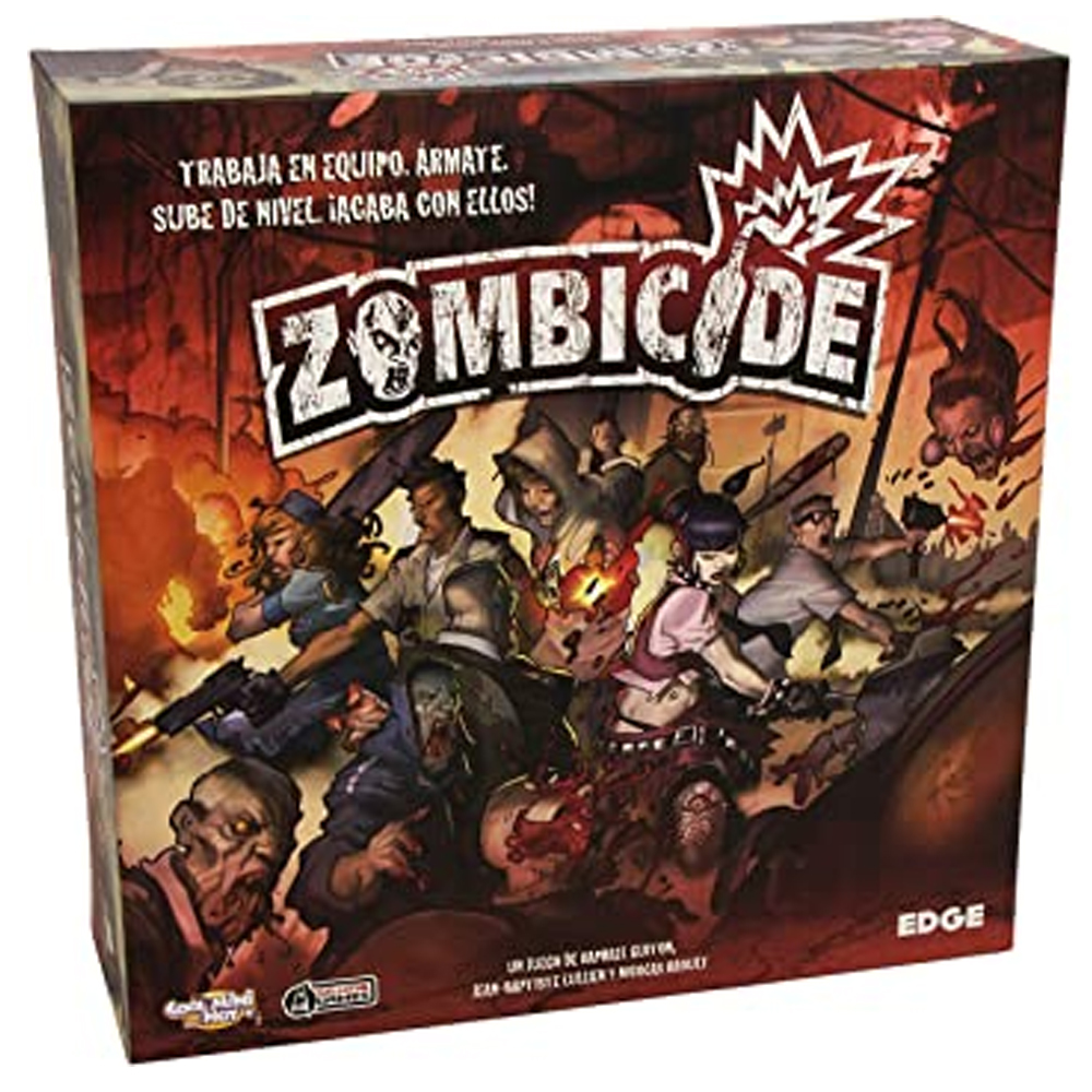 Cuy Games - ZOMBICIDE -