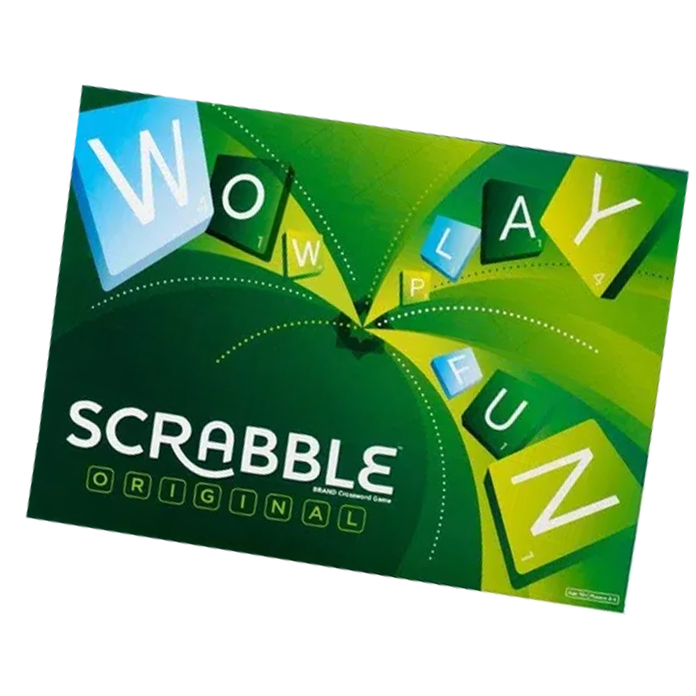 Cuy Games - SCRABBLE -