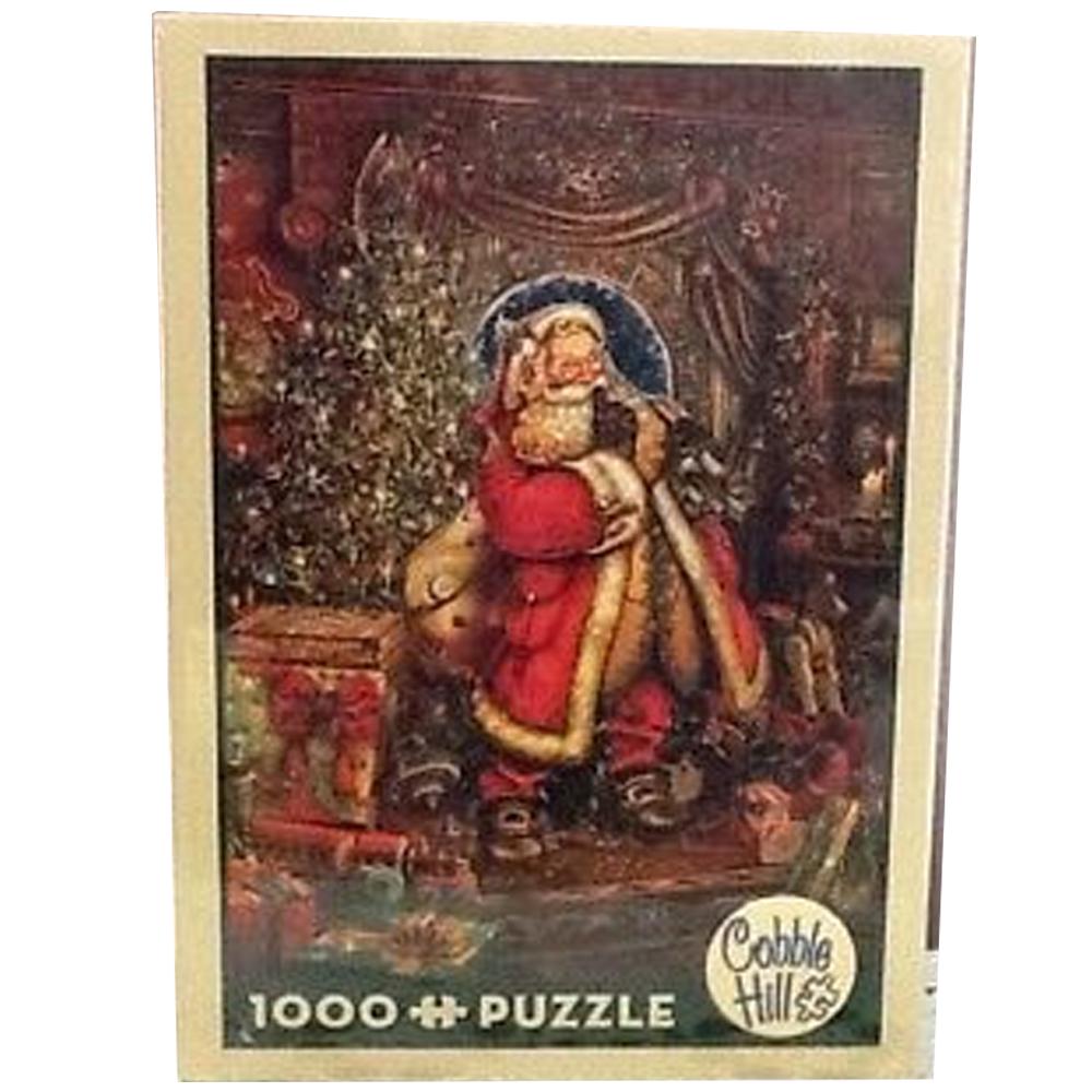 Cuy Games - 1000 PIEZAS - CHRISTMAS PRESENCE -