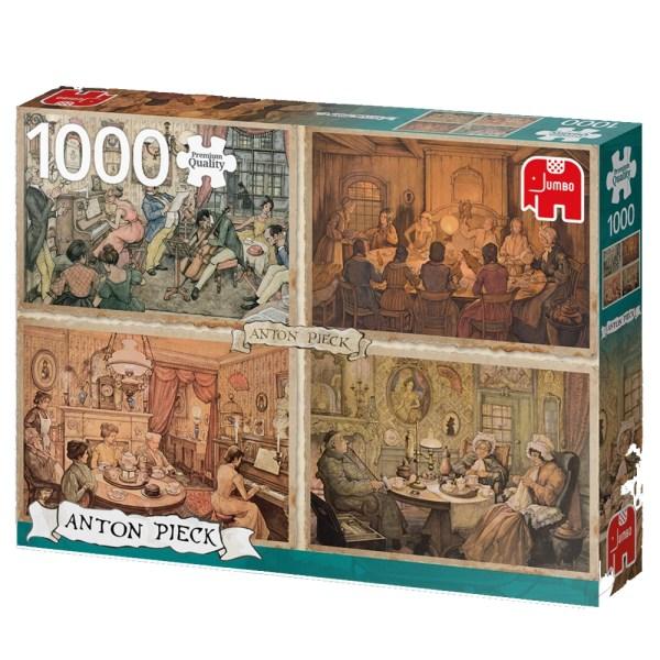 Cuy Games - 1000 PIEZAS - LIVING ROOM ENTERTAINMENT -