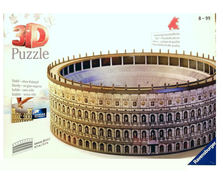 Cuy Games - 260 PIEZAS - COLISEO ROMANO -