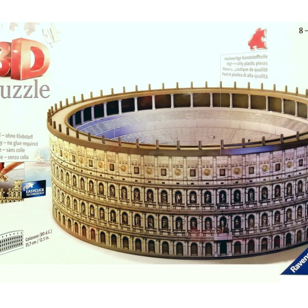 260 PIEZAS – COLISEO ROMANO
