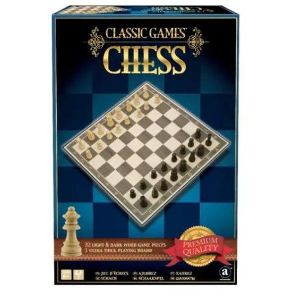 Cuy Games - CHESS - AJEDREZ -