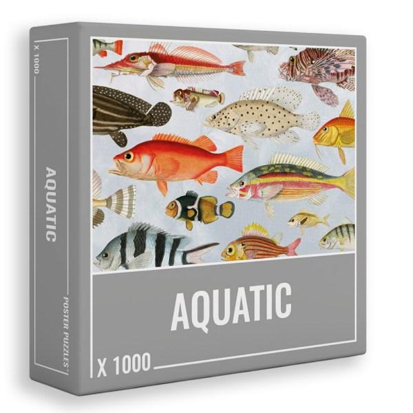 Cuy Games - 1000 PIEZAS - AQUATIC -