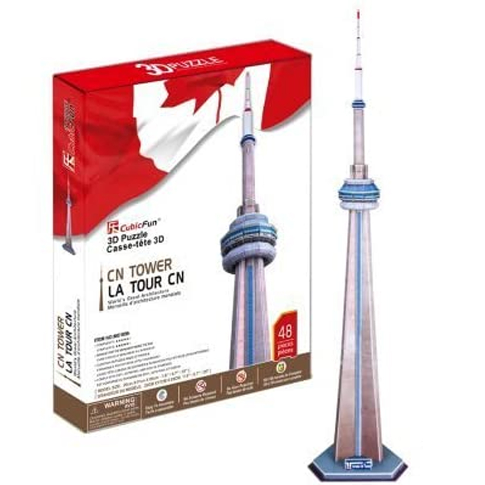 Cuy Games - CF - GR - CANADA'S NATIONAL TOWER -
