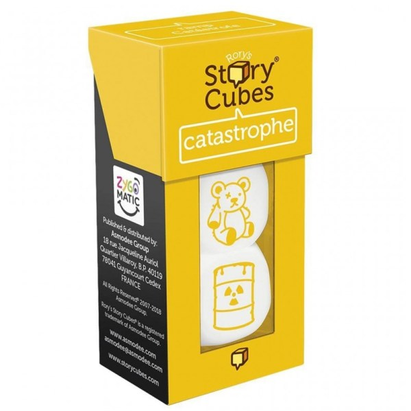 STORY CUBES – CATASTROPHE