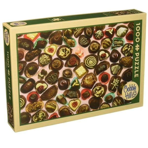 Cuy Games - 1000 PIEZAS - CHOCOHOLIC -