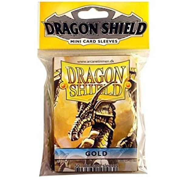 Cuy Games - DRAGON SHIELD DORADO -