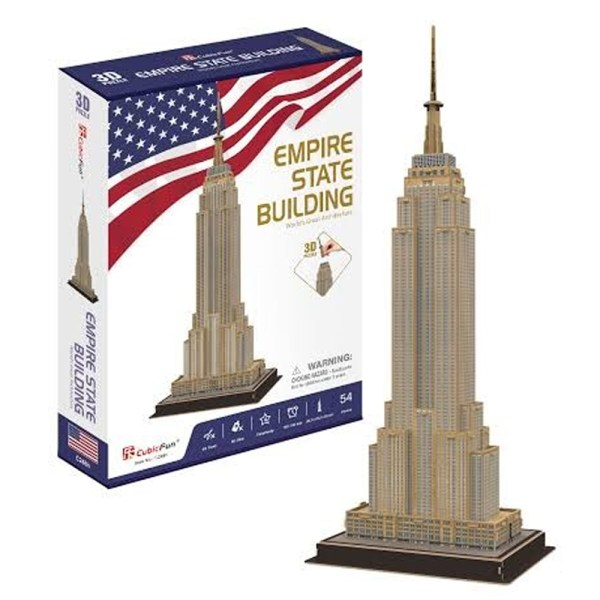 Cuy Games - CF - MED - EMPIRE STATE BUILDING -
