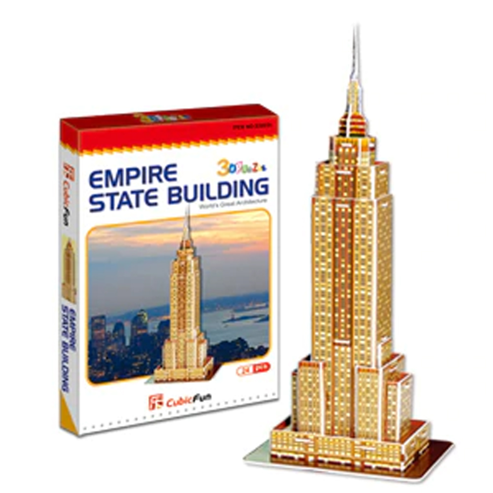 Cuy Games - CF - PQ - EMPIRE STATE BUILDING -