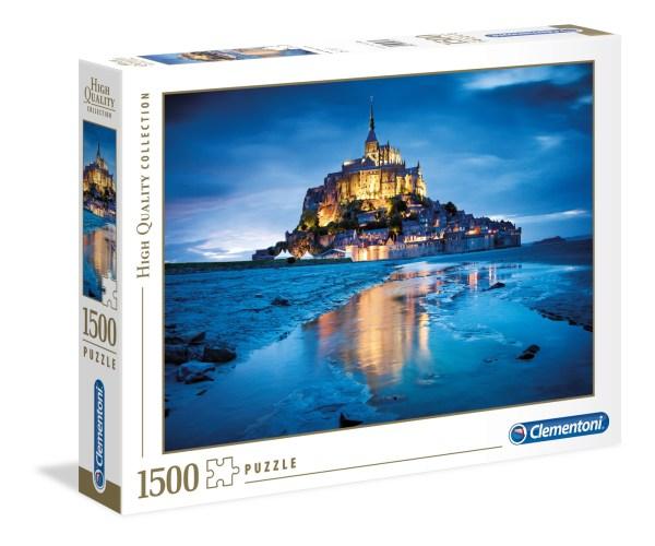 Cuy Games - 1500 PIEZAS - LE MONT SAINT-MICHEL -