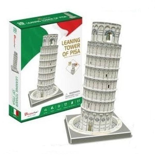 CF – MED – LEANING TOWER – TORRE DE PISA