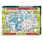 Cuy Games - 1000 PIEZAS - POLAR HABITAT -