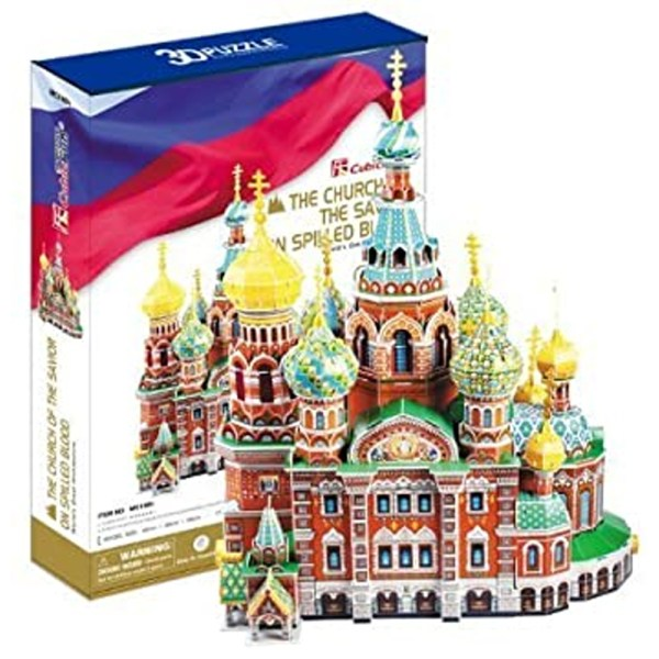 Cuy Games - CF - XL - THE CHURCH OF THE SAVIOR ON SPILLED BLOOD -