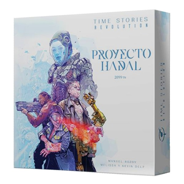 Cuy Games - TIME STORIES REVOLUTION - PROYECTO HADAL -