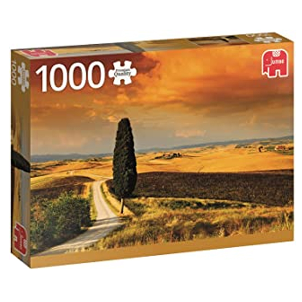 Cuy Games - 1000 PIEZAS - TUSCAN SUNSET, ITALY -