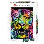 Cuy Games - 1000 PIEZAS - WILD TIGER -