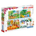 Cuy Games - INFANTIL - 4 EN 1 FOUR SEASONS -
