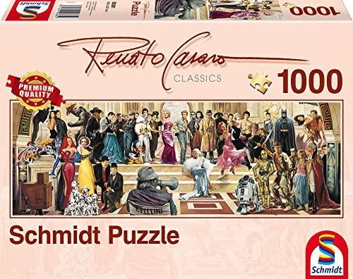 Cuy Games - 1000 PIEZAS - 100 AÑOS DE CINE -