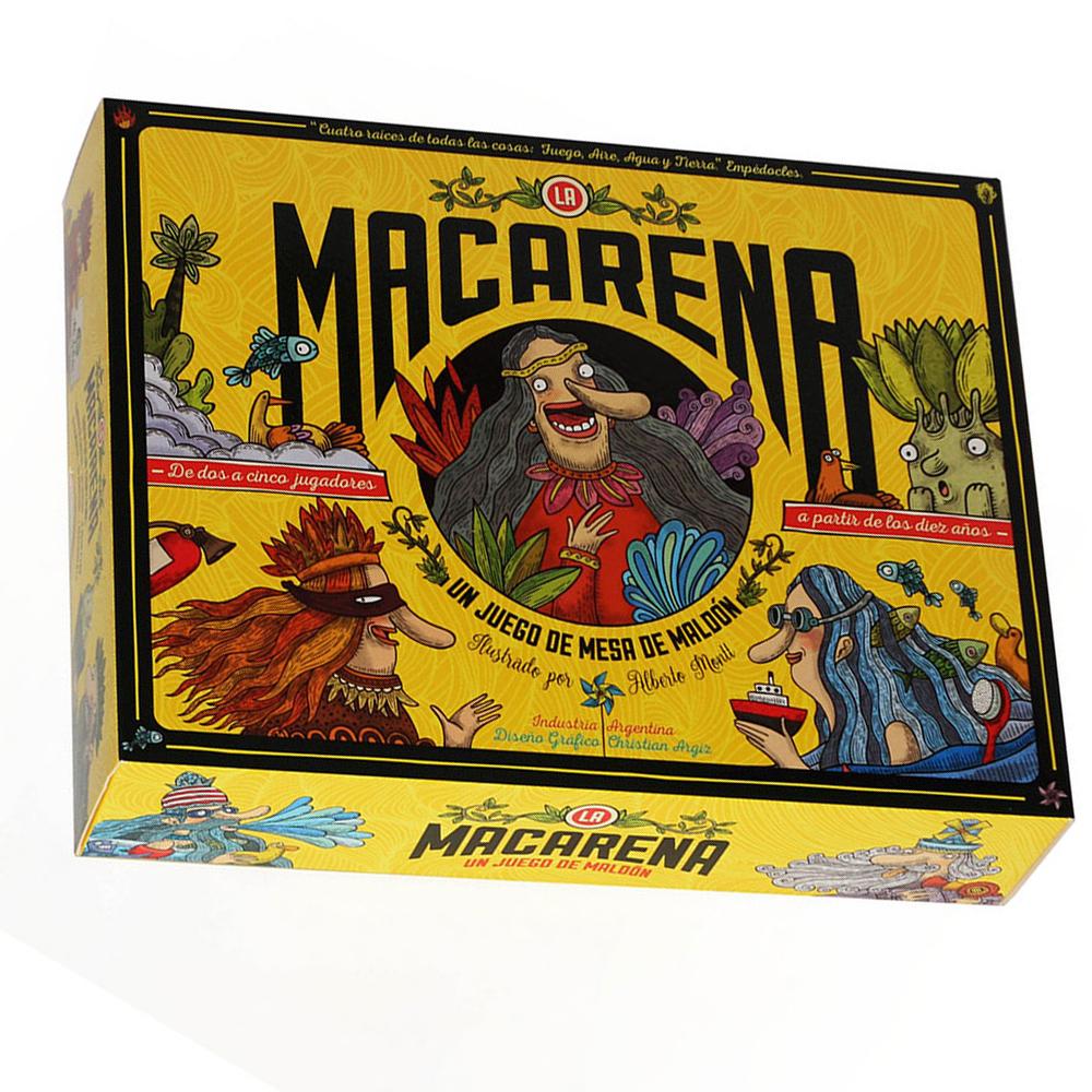 Cuy Games - LA MACARENA -