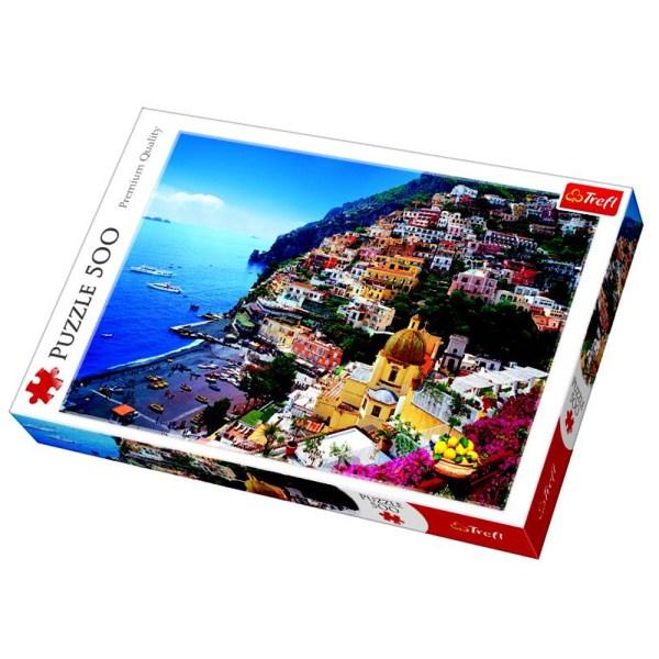 Cuy Games - 500 PIEZAS - POSITANO, ITALIA -