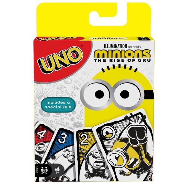 Cuy Games - CARTAS UNO! MINIONS -