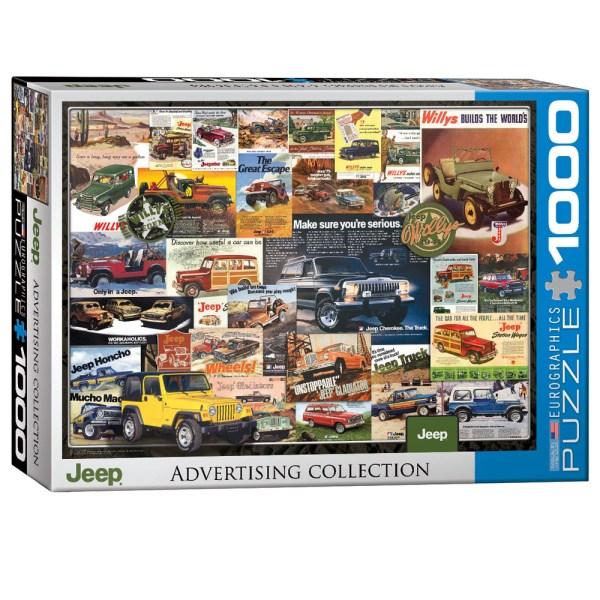 Cuy Games - 1000 PIEZAS - ADVERTISING COLLECTION -