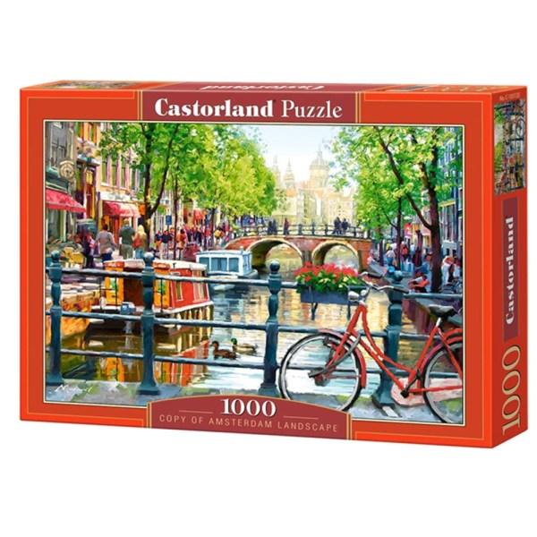 Cuy Games - 1000 PIEZAS - AMSTERDAM LANDSCAPE -
