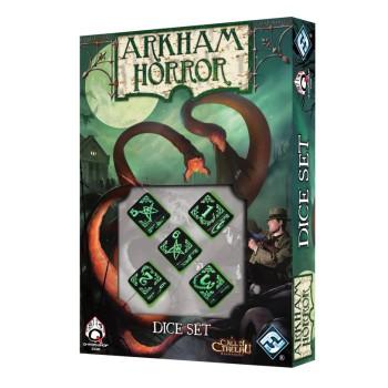 Cuy Games - ARKHAM HORROR DICE SET -