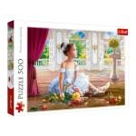 Cuy Games - 500 PIEZAS - HERMOSA BALERINA -