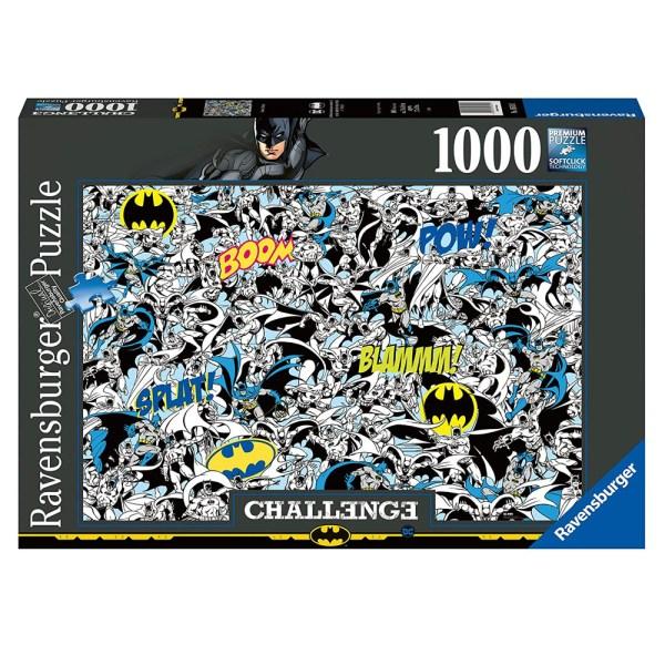 Cuy Games - 1000 PIEZAS - BATMAN CHALLENGE -