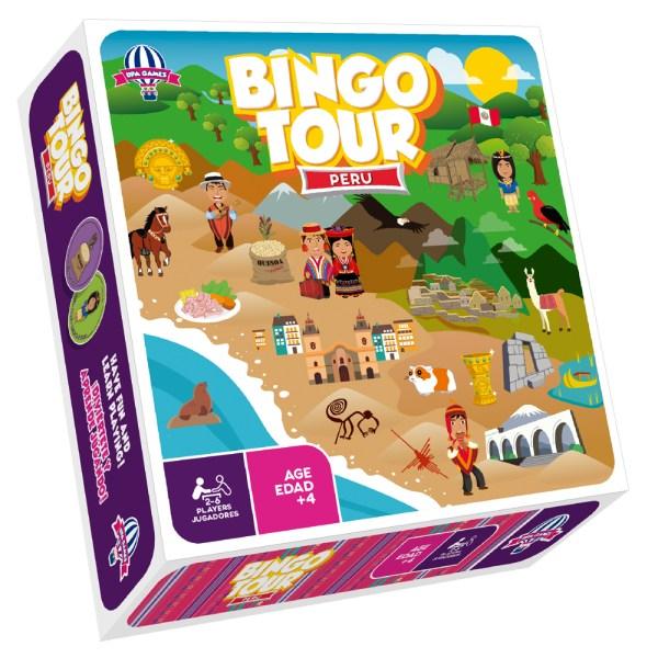 Cuy Games - BINGO TOUR PERU -