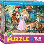 Cuy Games - INFANTIL - 100 PIEZAS - CANCION PARA LA PRINCESA -