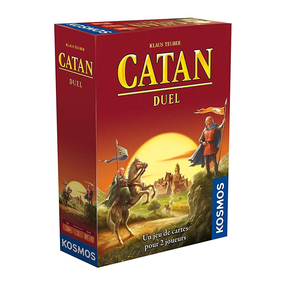 Cuy Games - CATAN DUEL -