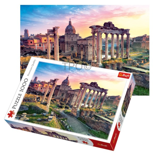 1000 PIEZAS – FORO ROMANO