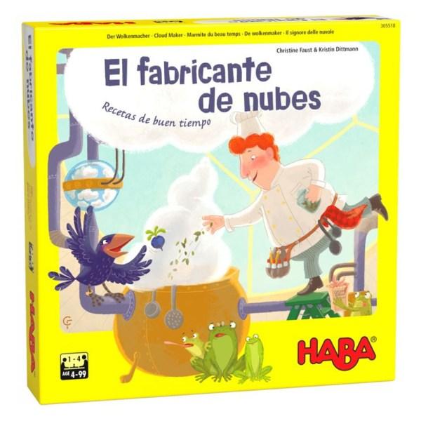 EL FABRICANTE DE NUBES