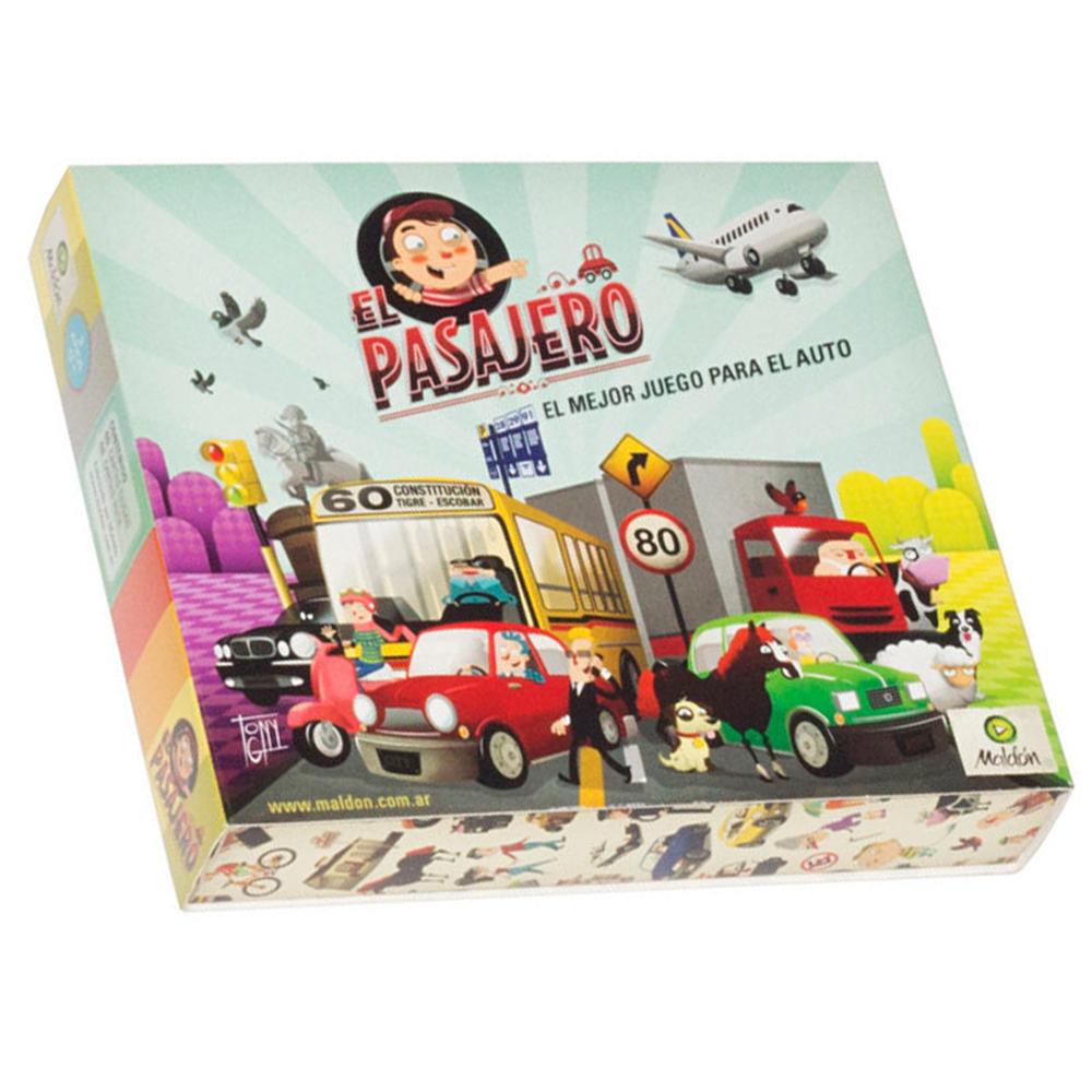 Cuy Games - EL PASAJERO -