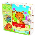 Cuy Games - BABY ESPUMA - ZOO FUN -